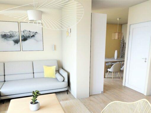 Décoration et agencement appartement à Marseille