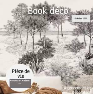Le book déco, par Myll Décors, Décoratrice d'intérieur à Aix en Provence, et dans le Var 83