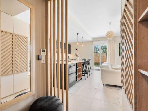 Décoration et agencement appartement neuf Aix en Provence
